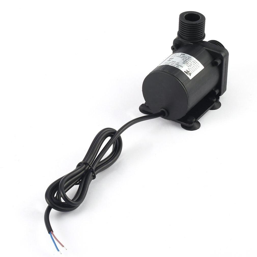 1 Stks Dc 24 V 3.8 M Magnetische Elektrische Centrifugaal Waterpomp Hotsell Voor Aquarium Solar-panel Circuleren Systeem Boiler 2017 Om Geavanceerde Technologie Te Adopteren