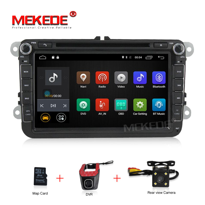 Android 7 1 2 RAM 2G 2 DIN font b Car b font DVD player For