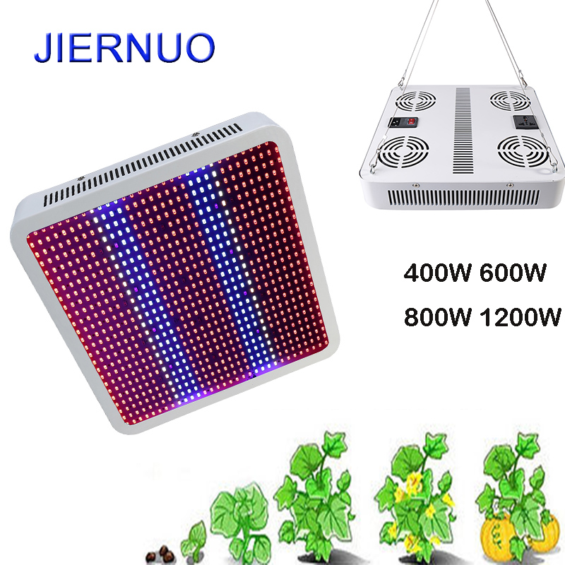 Full Spectrum 400W 600W 800W 1200W LED Grow Light Red Blue White UV IR AC85~265V SMD5730 Led Plant Lamp for Growing Flowering BJ кухонная мойка ukinox stm 800 600 20 6