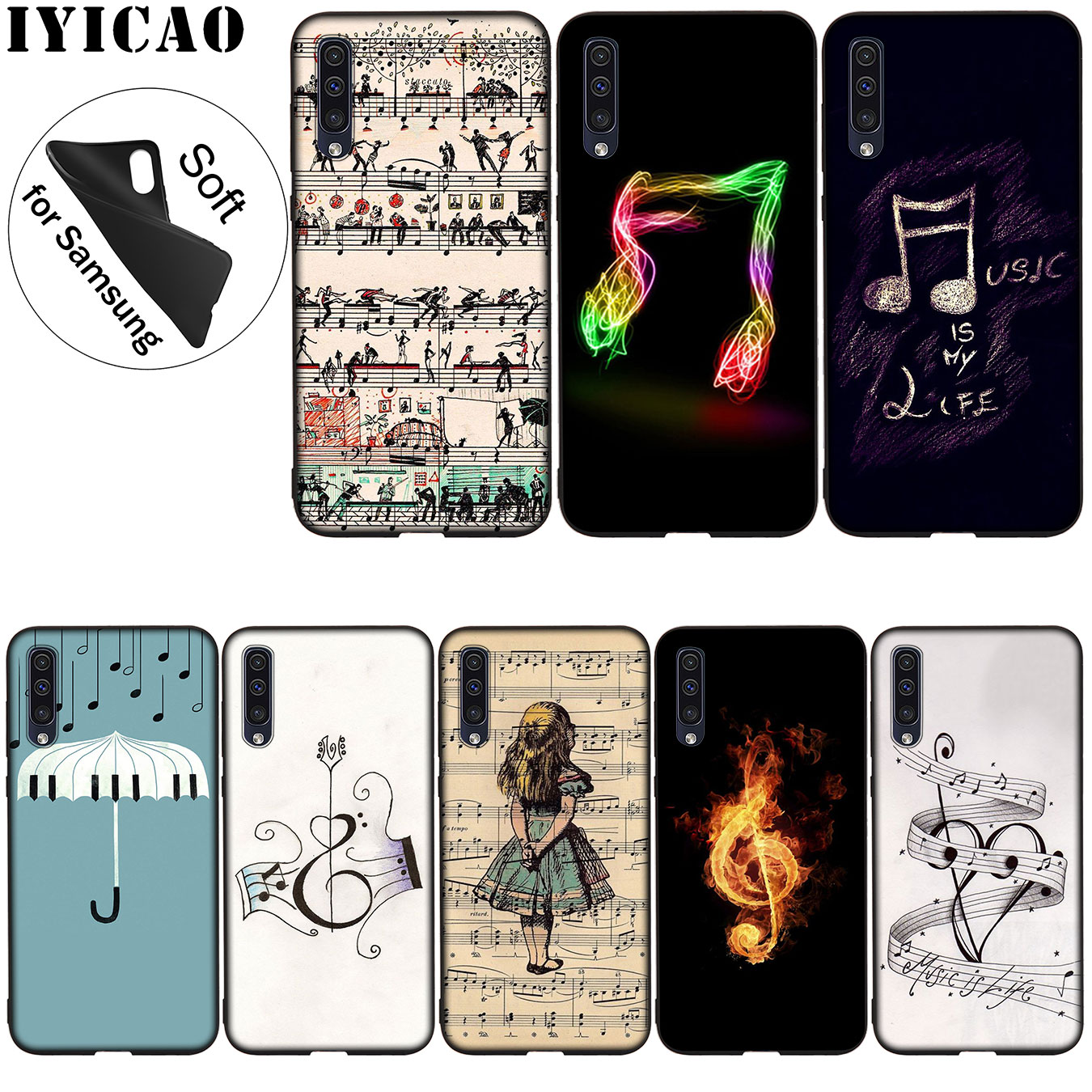 Fitted Cases Phone Bags & Cases New Fashion Yimaoc Biohazard Umbrella Corps Silicone Case For Samsung Galaxy A7 A8 A9 A10 A30 A40 A50 A70 M10 M20 M30 S10e J6 Plus 2018