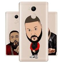 DREAMFOX M458 Dj Khaled Sam Hunt Soft TPU Silicone  Case Cover For Xiaomi Redmi Note 3 4 5 Plus 3S 4A 4X 5A Pro Global