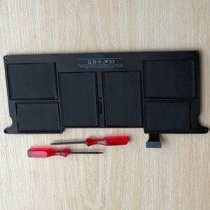 Image 3 - Batterie pour Apple MacBook Air 11 pouces, A1370, Mid 2011 et A1465 (2012 2015), 35wh, 7.3V,Repace: A1406 A1495