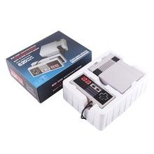 Retro Klasik el Mini TV elde kullanılır oyun konsolu video oyunu ile 620 Farklı Dahili Oyunları