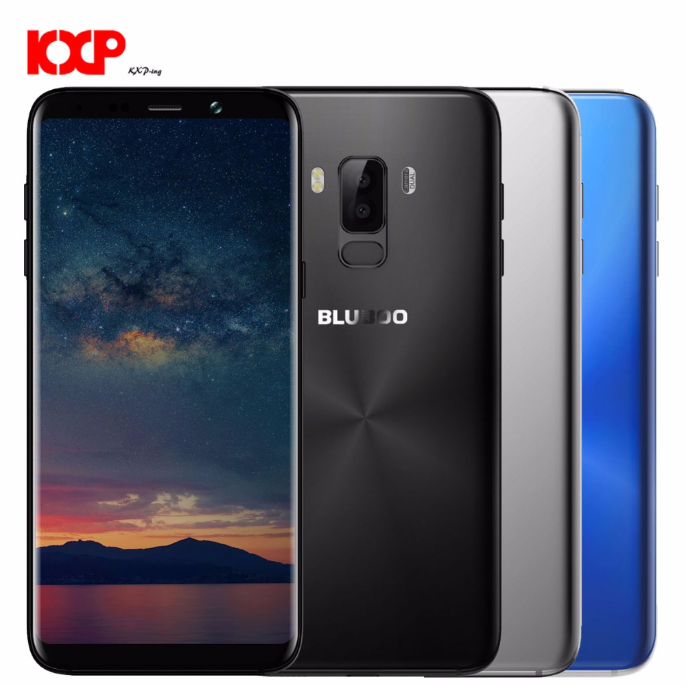 Bluboo S8 Plus 4G Phablet 6 0 inch Android 7 0 MTK6750T Octa Core 1 5GHz