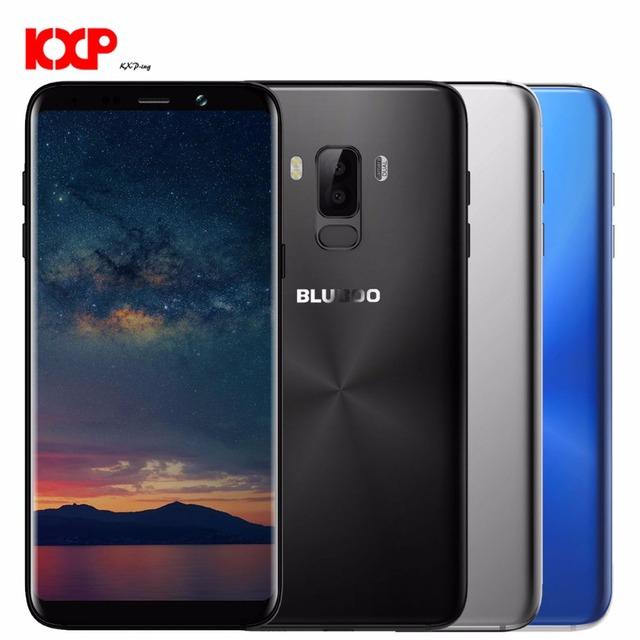 Bluboo S8+ ( Plus ) 4G Phablet 6.0 inch Android 7.0 MTK6750T Octa Core 1.5GHz 4GB RAM 64GB ROM Full Screen Dual Rear Cameras