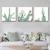 E-HOME Cactus Decoración Decoración Para El Hogar Pintura Sobre Lienzo de Pintura Al Óleo Moderna Arte de La Pared Impresiones de la Lona Poster Pintura de la Lona