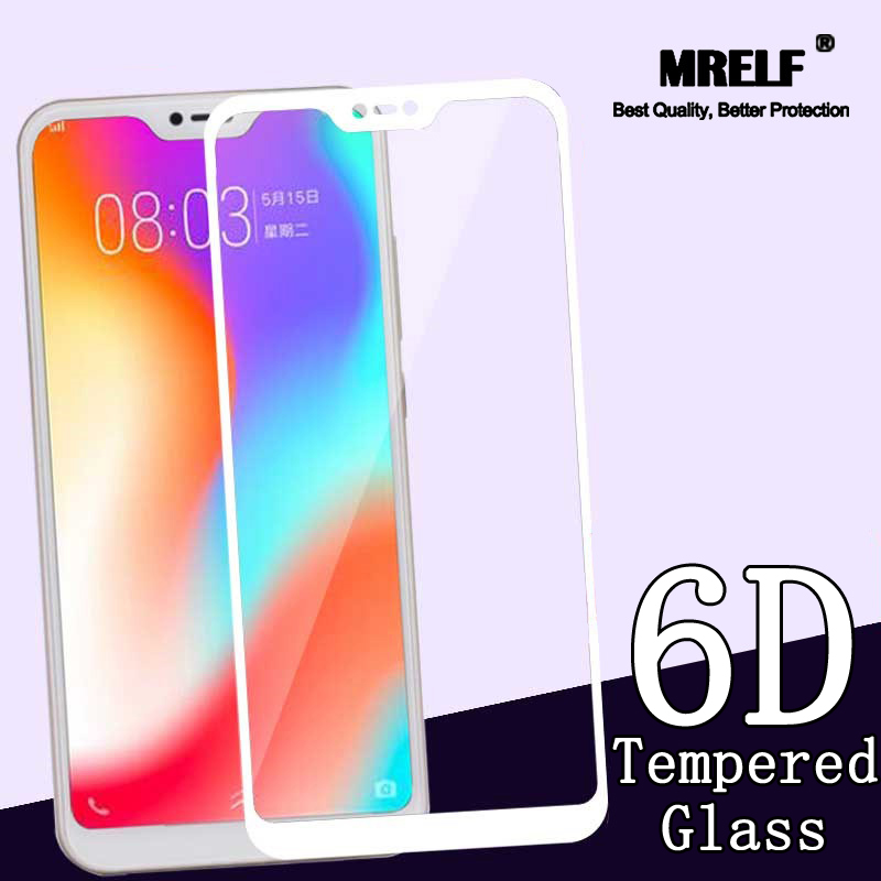 6D On Glass For Xiaomi Mi 9 SE 8 Lite Screen Protector Mi 8 Lite A2 9 Se Tempered Glass For Xiaomi Mi 8 A2 Lite A1 5X 6X Glass