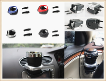 Car outlet drink rack water cup holder accessories for Volkswagen vw Phaeton 4.2 EOS 3.2 V6