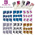 2016 NEW  LARGE F001-042 1 SET (11 sheet IN 1) French water decal nail sticker.french sticker for nail art design FOR NAIL TOOL