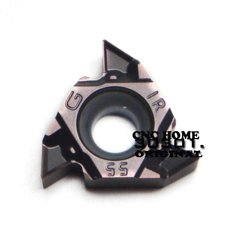 MITSUBIHSI MMT16IRA55-S MMT16IRA60-S MMT16IRAG60-S MMT16IRG55-S MMT16IRG60-S VP15TF MMT 16IR Threading Insert Carbide Inserts