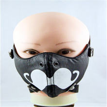 10pcs/Pack Christmas Gifts European And American Style New Wave of Masks Non-mainstream Masks Men's Personality Masks