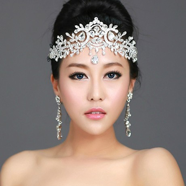 DIY Hair Accessories With Vintage Jewelry - Rhinestone Wedding Hair Accessories | Welcome To ...