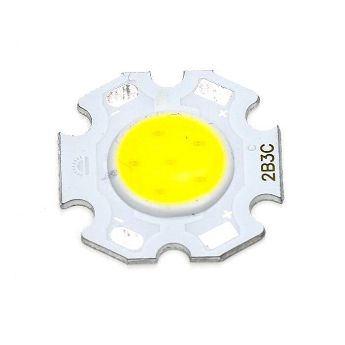 20pcs A Lot High Power LED COB Light Bulb 20MM 3W 5W 7W 10W LED Source Chip Light Lamp SpotLight Downlight Lamps