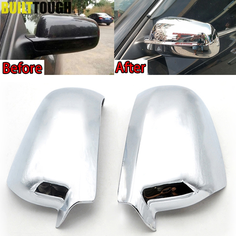 Left Passenger side Wing door mirror glass for Mazda B 2500 98-06 heated
