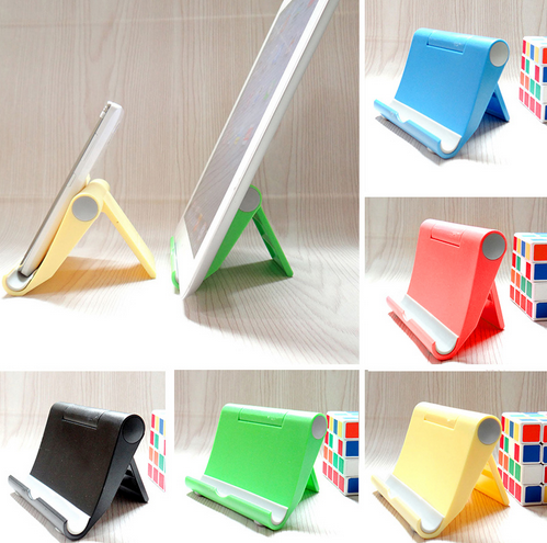 Foldable Mobile Phone Holder Stand Universal for Tablet and Smartphone Mount Support For Samsung Galaxy G3500 G350 G3502