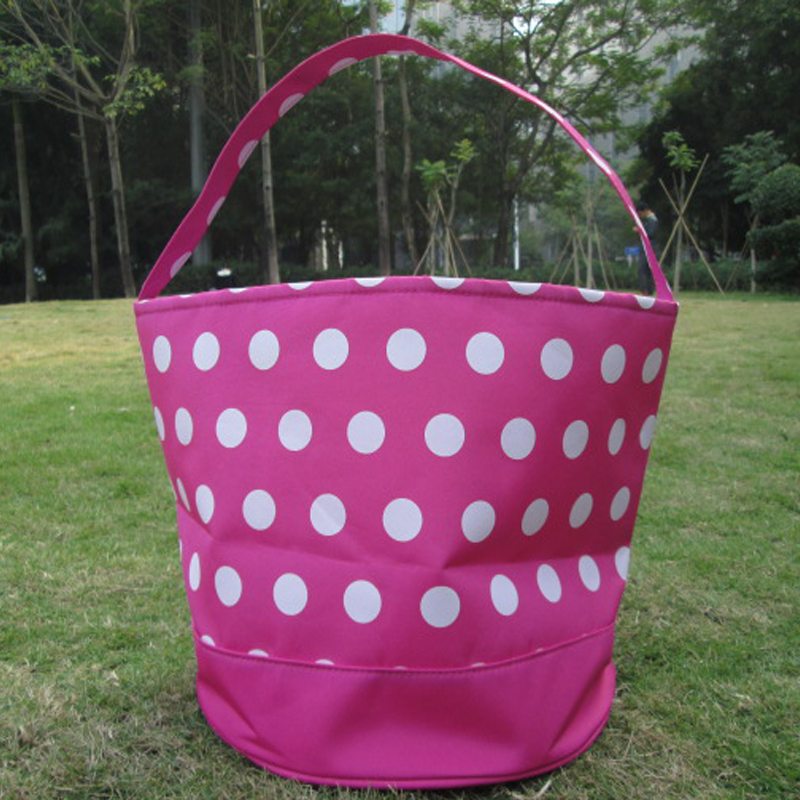 Wholesale polka dots easter basket polka dot easter tote wholesale polka dots easter basket polka dot easter tote monogrammable dots easter bag foldable easter baskets domil 101093 on aliexpress alibaba negle Choice Image