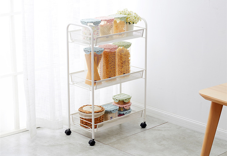 Half Flip Kitchen Container Set and Airtight Food Storage Box Storage for Preservation of Cereals 15