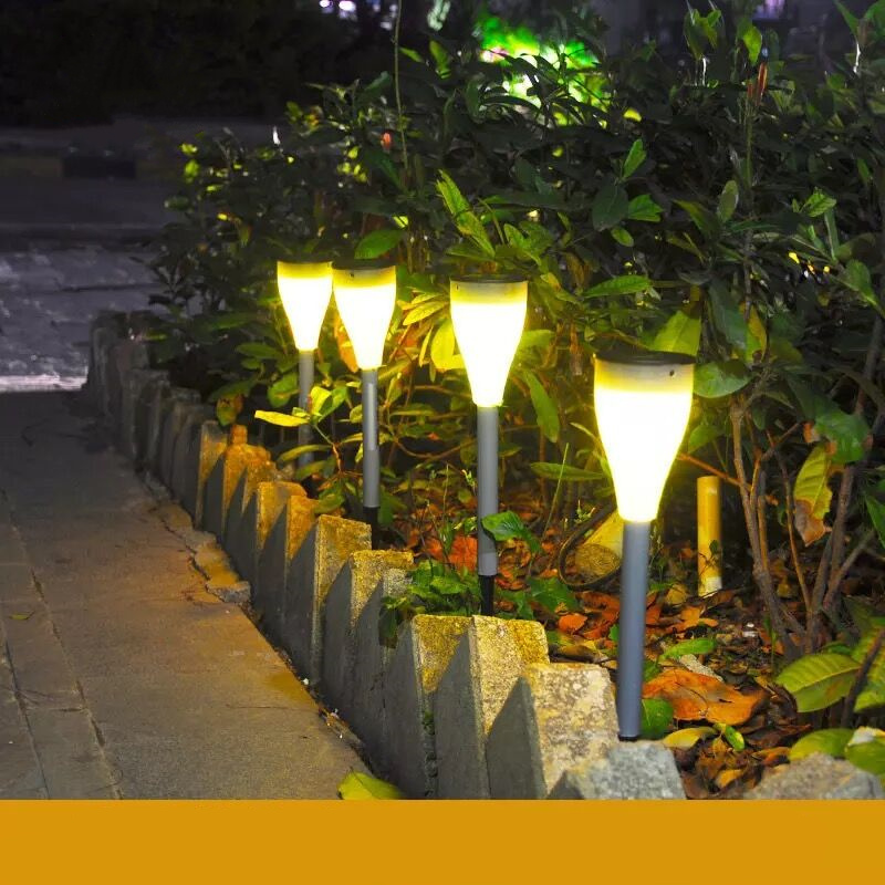Colorful Grant Color Solar Lights