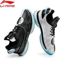 Li Ning Men WOW 7 Team No Sleep Basketball Shoes wow7 CUSHION LiNing li ning CLOUD wayofwade 7 Sport Shoe Sneaker ABAN079 XYL212