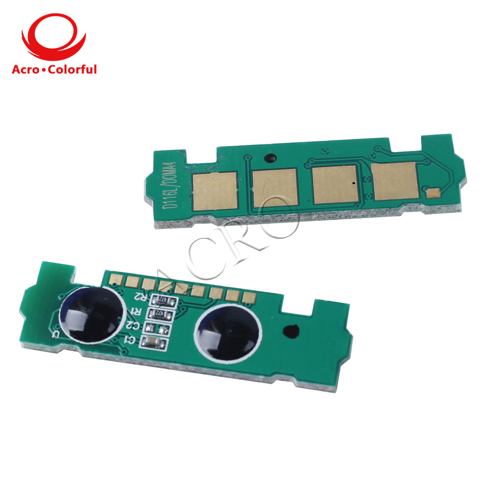 New MLT D116L Chip for Samsung 116 MLT 116 MLT116 Toner Reset Chip Xpress SL M2625 SL M2626 SL M2825 SL M2826 SL M2675 SL M2676 in Cartridge Chip from Computer Office