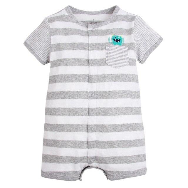 pasgeboren baby kleding zomer