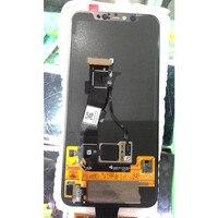 AMOLED для Xiaomi mi 8 pro ЖК дисплей с сенсорным экраном дигитайзер с рамкой для Xiaomi mi 8 pro mi 8 Explorer ЖК сменный экран