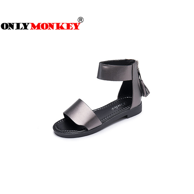 ONLYMONKEY Fashion Design Women Shoes Breathable & Comfortable Women Sandals Youth Trend ...
