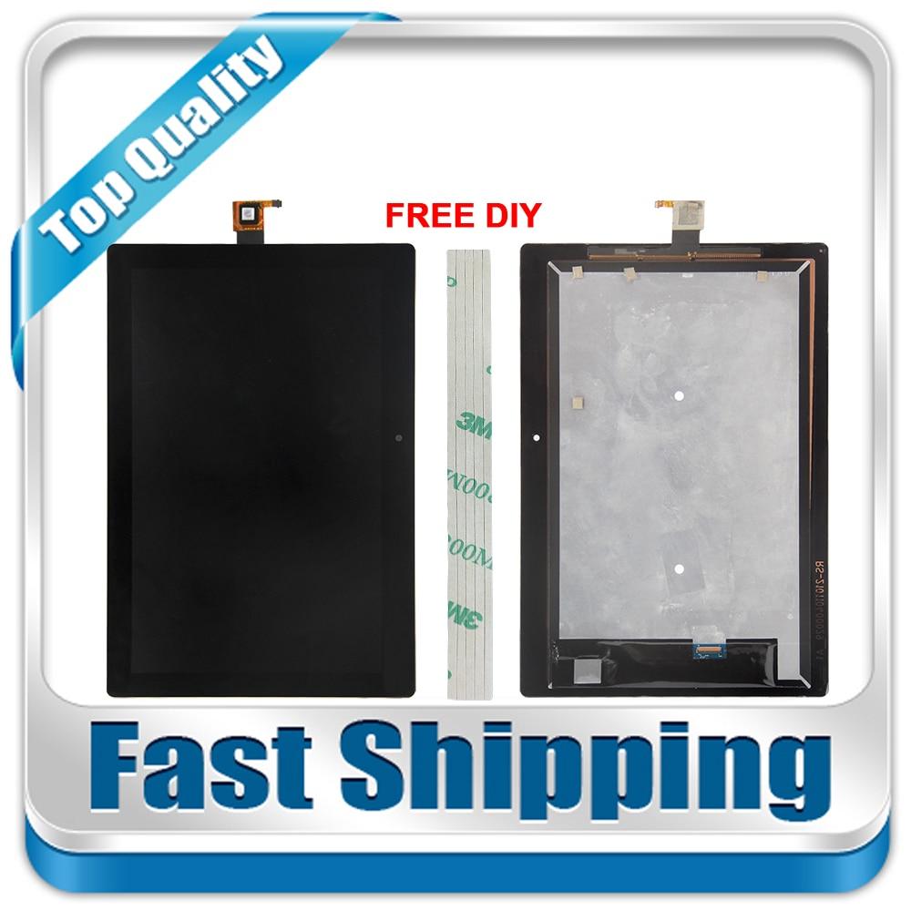 Nouveau Pour Lenovo Tab 2 A10-30 YT3-X30 X30F TB2-X30F TB2-X30L X30 A6500 Remplacement ÉCRAN LCD Écran Tactile Assemblage Noir Blanc