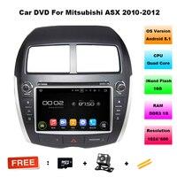 Quad Core RK3188 2 Din Android 5 1 Car Dvd For MITSUBISHI ASX PEUGEOT 4008 CITROEN