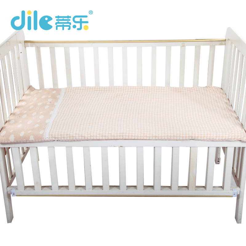 Dile Cotton Baby Bed Sheets Newborn Crib Sheet Soft Infant Mattress Cover Kids Bed Cover 120 65 baby bedding sweet jojo designs elizabeth fitted crib sheet