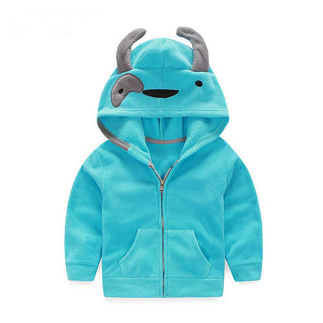 00b558552628 Online Shop Mudkingdom Boys Girls Animal Shaped Hooded Jackets ...