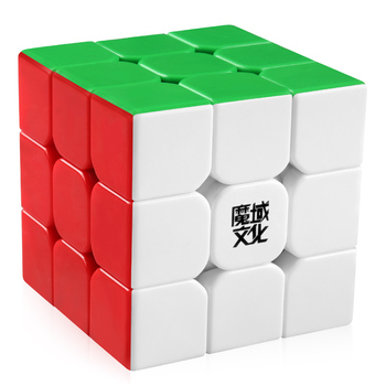 D-FantiX Moyu Aolong V2 Stickerless 3x3 Speed Cube moyu 3x3x3 Magic Puzzles Toys Enhanced Version for Kids Adult Students - discount item  23% OFF Games And Puzzles