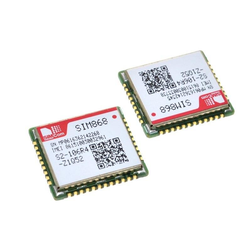 10 PC SIM868 GSM GPRS Bluetooth GNSS, Module GSM SMS, au lieu de SIM808 SIM908