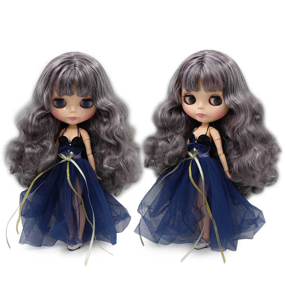 Blyth кукла с гибкими суставами Reborn куклы аниме DIY Make up 30 см 1/6 игрушки без одежды модная ледяная кукла BJD Специальная цена последние модели