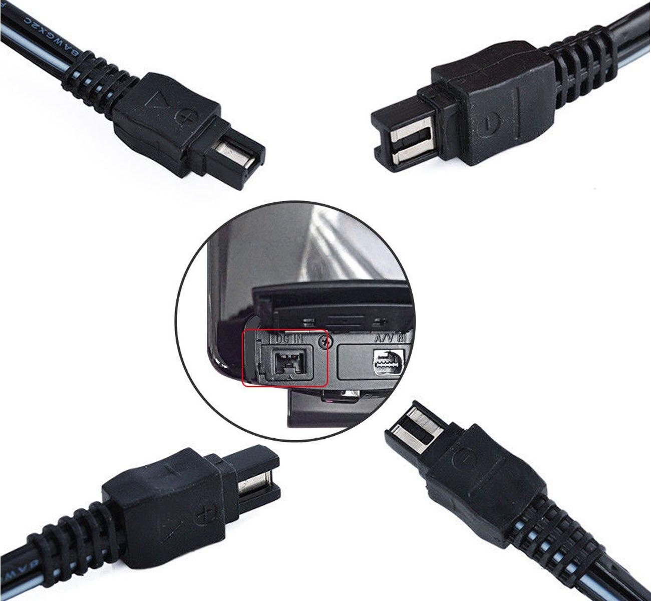 Fuente de alimentación cargador cable cargador para Sony dcr-ip1//dcr-ip1e//dcr-ip5