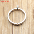 Male Chastity Metal Cock Ring 5 Size Adult Supplies Stainless Steel Chastity Is Dedicated old Snap Ring sex toys adult product