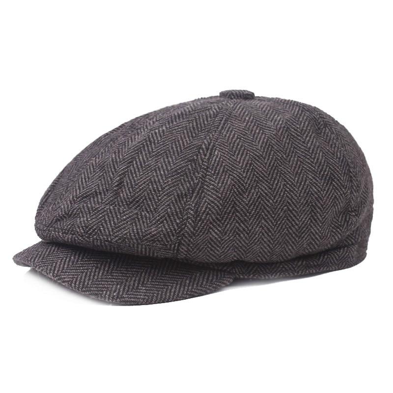 Su comercio tiene que asegurarse de que antes de cohechar un Los hombres  boina vintage espiga Gatsby de peaky blinders sombrero vendedor de  periódicos de la ... fa48a2a7780