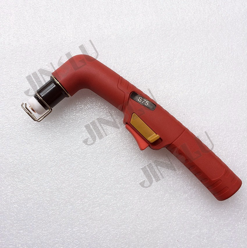 S75 PF0135 Torch Head Body Air Plasma Cutter Torch Cutting Torch Consumables welding machine parts цена