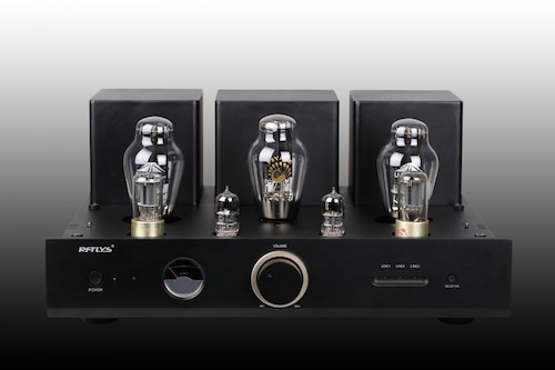 RFTLYS A3 300B Tube Amplifier HIFI EXQUIS Integrated Class A Single-ended AMP with remote laochen 300b tube amplifier hifi exquis single ended class a handmade oldchen sliver amp