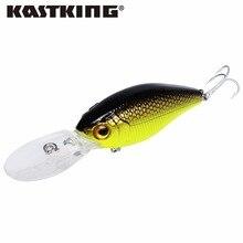KastKing 1PC 110mm 20g Hard Fishing Lure Crank Bait Diving Depth 3M Lake River Fishing Wobblers Carp Fishing Baits