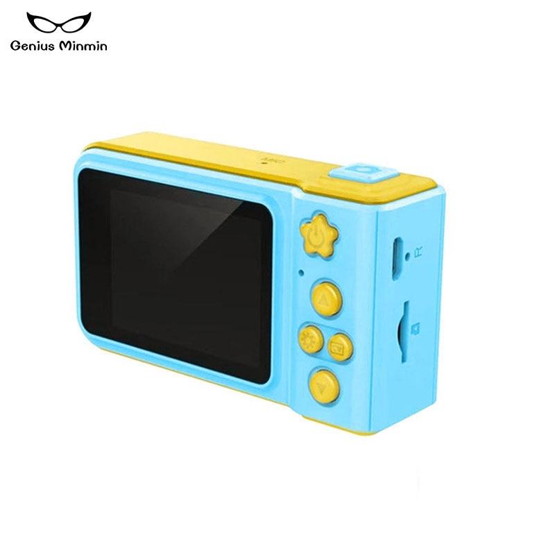30w Mini Digital Camera Cartoon Cute Camera Toy Can Take Pictures Children Birthday Gift Hd Toy Camera