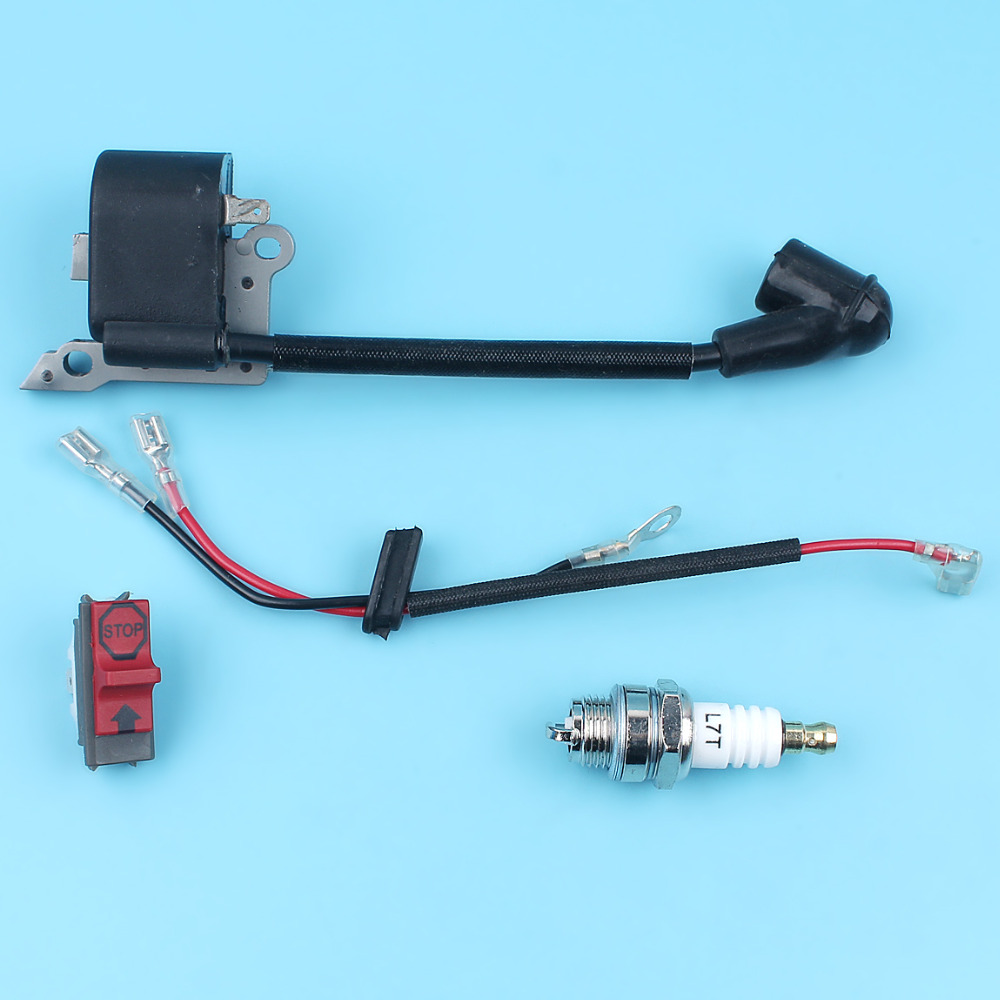 Chainsaw Ignition Coil Module Assy For Husqvarna 136 137 141
