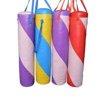 ПВХ боксерская груша для детям для фитнеса сумка дошкольного физической подготовки СОФТ бокс мешок с песком для игровая площадка для помещений