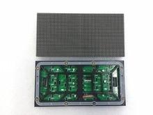 P4屋外フルカラーledディスプレイパネル、64*32ピクセル、256ミリメートル* 128ミリメートルサイズ、1/8スキャン、4ミリメートルrgbボード、p4 ledモジュールビデオウォール