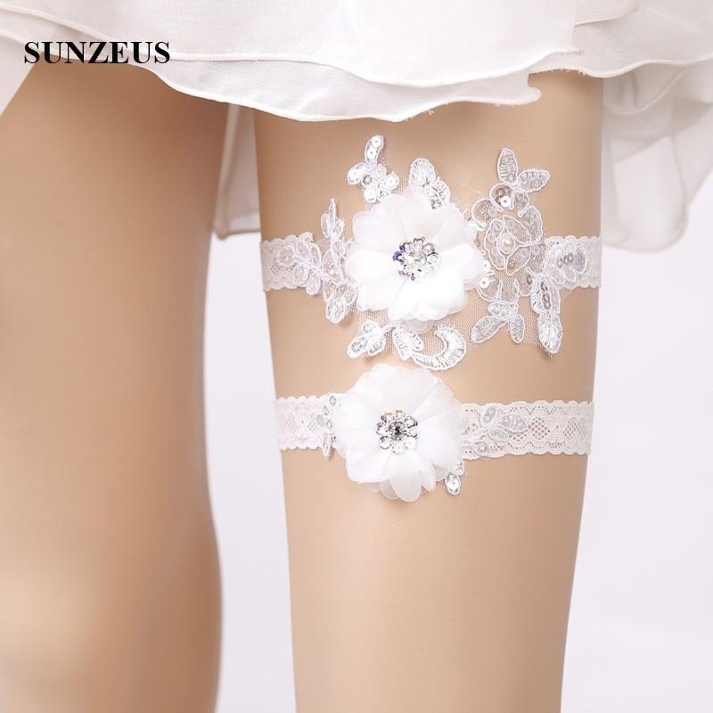 Bridal Gloves 2018 Free Shipping Stock Lace Bridal Garter