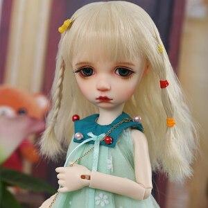 Image 2 - AImd 3.0 Colette 1/6 BJD SD 인형 바디 걸스 보이즈 수지 피규어 isoom ball jointed Doll