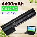 4400 mah batería del ordenador portátil para compaq mini cq10 cq10-400 series para hp hstnn-db1t hstnn-db1u hstnn-e04c wq001aa 06ty