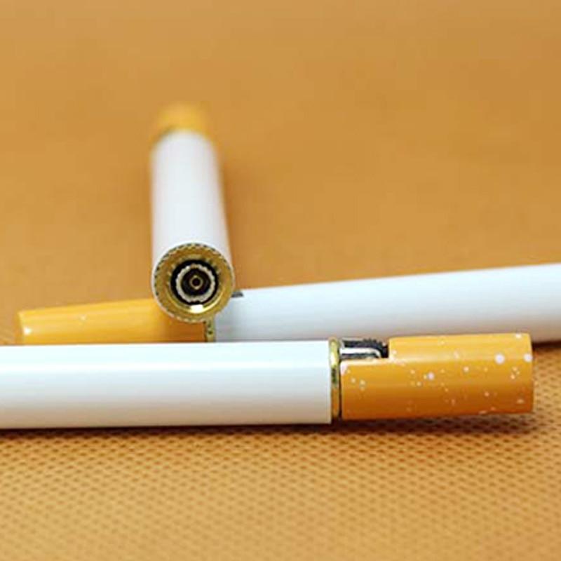 100pcs / lot Siqaret şəklində olan Butane Torch Lighter NO GAS - Ev əşyaları - Fotoqrafiya 2