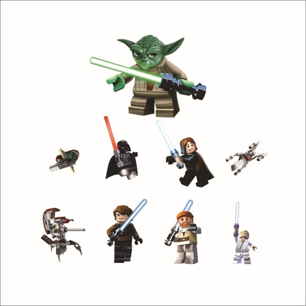 Online kopen wholesale lego muur decor uit china lego muur decor ...