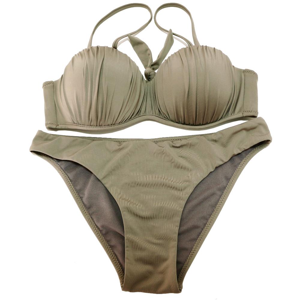 EONAR Swimwear 17 Top Wavy Push Up Bikini Sexy Bikini Set Brazilian Bikinis Women Bathing suit Swimsuit Plus Size Swimwear XXL 6